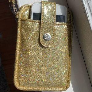 NWOT NY&C Phone Case/ Wristlet